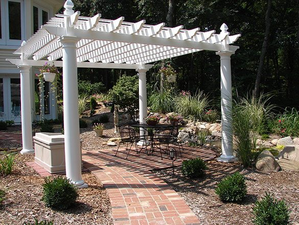 Furniture for Pergolas