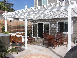 Surroundings of Vinyl Patio Covers Matter