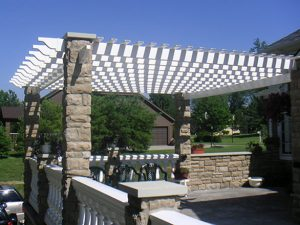 Why Cedar Wood Pergolas